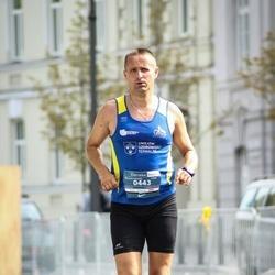 12th Danske Bank Vilnius Marathon - Zbigniew Kuglarz (443)