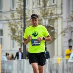 12th Danske Bank Vilnius Marathon - Ernestas Gaidamauskas (716)