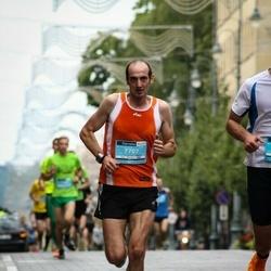 12th Danske Bank Vilnius Marathon - Konstantinas Tichonovas (7707)