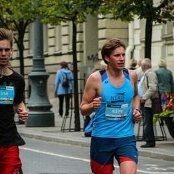 12th Danske Bank Vilnius Marathon - Justinas Petkevičius (8376)