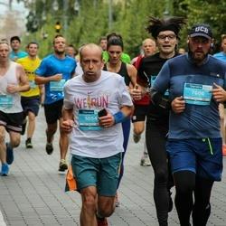 12th Danske Bank Vilnius Marathon - Gintaras Pupininkas (6054), Roman Tretjakov (7606)