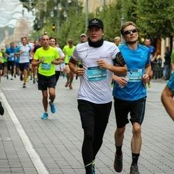 12th Danske Bank Vilnius Marathon - Tomas Ingeleika (6808), Andrius Berniūnas (7432)