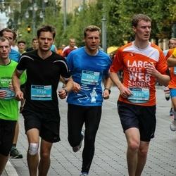 12th Danske Bank Vilnius Marathon - Justas Chadasevičius (7726), Mantas Jučius (7730), Rimas Jakučionis (8268), Donatas Bartkus (8285)