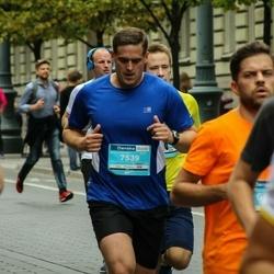 12th Danske Bank Vilnius Marathon - Aleksas Skrinska (7539)