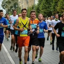12th Danske Bank Vilnius Marathon - Aivaras Poška (6080), Artūras Asakavičius (6571), Patricijus Cvizonas (6628), Mindaugas Šimanauskas (7036), Laimonas Gelžinis (8912)