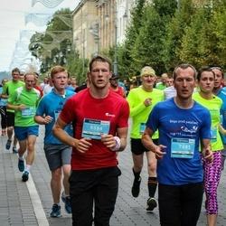12th Danske Bank Vilnius Marathon - Ričardas Jurčiukonis (7885), Egidijus Paulauskas (8584)