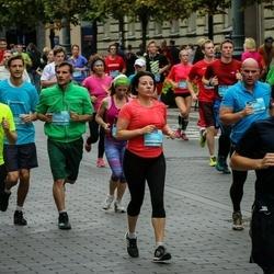 12th Danske Bank Vilnius Marathon - Justas Selenkovas (8020), Inga Ramoniene (9160), Edvardas Kovaliūnas (9247)