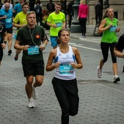 12th Danske Bank Vilnius Marathon - Vytautas Keršanskas (7123), Dovilė Venckutė (8956)
