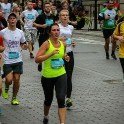 12th Danske Bank Vilnius Marathon - Dainius Bigas (7844), Lina Rupeikienė (9141), Tomas Pašakinskas (9231)