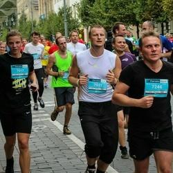 12th Danske Bank Vilnius Marathon - Andrej Vidinevič (7017), Karolis Samaitis (7021), Jaroslavas Bersekerskas (7246)