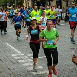 12th Danske Bank Vilnius Marathon - Vaida Jankauskaitė (8837), Rasa Maskeliūnienė (8925)