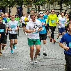 12th Danske Bank Vilnius Marathon - Giedrius Kartanas (7537), Darius Kuncevičius (8549), Alvydas Grybė (8953)
