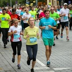12th Danske Bank Vilnius Marathon - Miglė Vakarinaitė (7165), Justina Krutulytė (7258), Ieva Kekytė (7310)