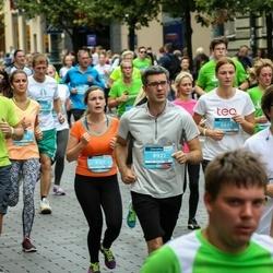 12th Danske Bank Vilnius Marathon - Evaldas Cepulis (8921), Arminas Šlepikas (9122), Jūratė Kudarauskaitė (9157)