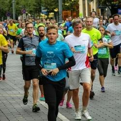 12th Danske Bank Vilnius Marathon - Aurelija Rakauskaitė (2017), Ignas Markauskas (7305), Dominykas Guobys (8085)