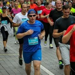 12th Danske Bank Vilnius Marathon - Aurimas Pukanasis (7503), Tadas Jokubauskas (8492)