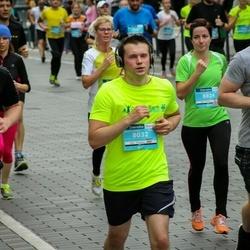 12th Danske Bank Vilnius Marathon - Kristijonas Gaška (6352), Erikas Margevičius (8032), Marija Aizenaitė (8824)