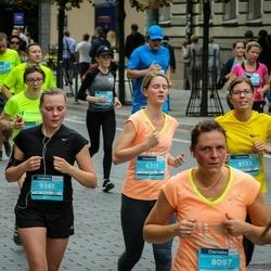 12th Danske Bank Vilnius Marathon - Dovilė Barauskaitė (8133), Aistė Birvydaitė (9345)