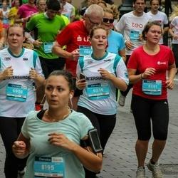 12th Danske Bank Vilnius Marathon - Irena Palinskaite (6238), Ona Vaitonytė (6908), Erika Einikytė (8591)