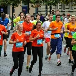 12th Danske Bank Vilnius Marathon - Renata Beržinskaitė (6815), Vaiva Rukšaitė (6816)