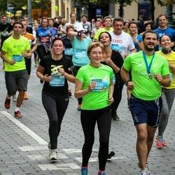 12th Danske Bank Vilnius Marathon - Donata Jasilionienė (7902), Anda Puce-Konosonoka Tukums (8140)