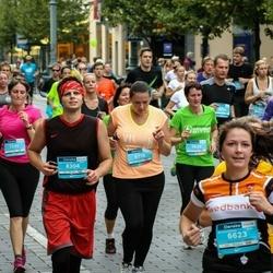 12th Danske Bank Vilnius Marathon - Roma Beržinytė (7241), Kristina Sutkienė (7639), Mantas Junda (8304), Jūratė Karpavičienė (8716)