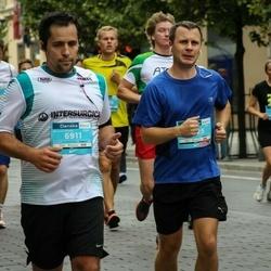 12th Danske Bank Vilnius Marathon - Tomas Opulskis (6911), Egidijus Vyšniauskas (8125)