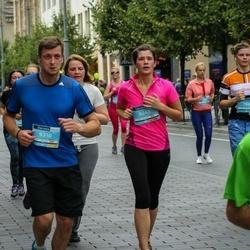 12th Danske Bank Vilnius Marathon - Viltarė Syrusaitė (9243), Darius Janulionis (9310)