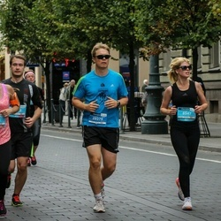 12th Danske Bank Vilnius Marathon - Ieva Gutauskaitė (7416), Monika Šidlauskienė (8547)
