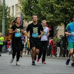 12th Danske Bank Vilnius Marathon - Mantas Jucius (6366), Dovilė Jucienė (6368)