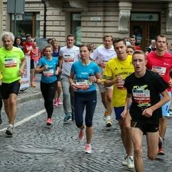 12th Danske Bank Vilnius Marathon - Indrė Jakaitytė (11140), Danielius Bondorovas (12425)