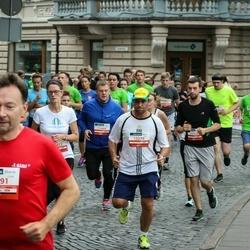 12th Danske Bank Vilnius Marathon - Valdas Rožė (13279), Žilvinas Liaudinas (13489)
