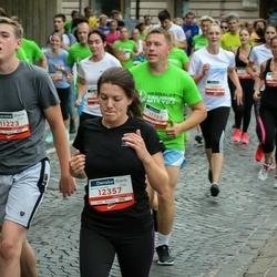 12th Danske Bank Vilnius Marathon - Marian Pavilovskij (11223), Gintarė Žalinkevičiūtė (12357)