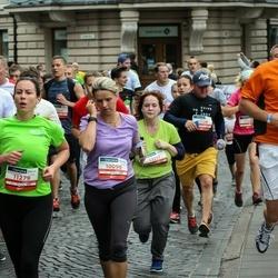 12th Danske Bank Vilnius Marathon - Matas Lapienis (10090), Aistė Mileikaitė (11279)