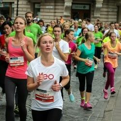 12th Danske Bank Vilnius Marathon - Indrė Trapšaitytė (11037), Indrė Lasauskaitė (12346)