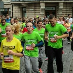12th Danske Bank Vilnius Marathon - Mantas Panavas (11695), Rapolas Valužis (11708)