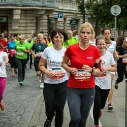 12th Danske Bank Vilnius Marathon - Aistė Pankaitė-Jonikė (10705), Laima Jeskelevičiūtė (12751)