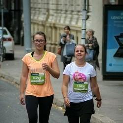 12th Danske Bank Vilnius Marathon - Elena Krinickytė (15095), Ievutė Skuodytė (15097)