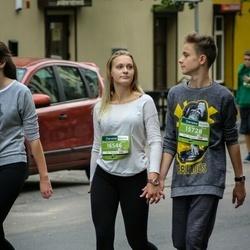 12th Danske Bank Vilnius Marathon - Gabrielė Jakaitytė (15728), Kotryna Kuzminaitė (16546)