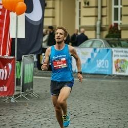 12th Danske Bank Vilnius Marathon - Andreas Lundegård (3010)