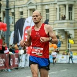 12th Danske Bank Vilnius Marathon - Martynas Kėvišas (2600)