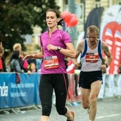 12th Danske Bank Vilnius Marathon - Jean Wallace (2093)