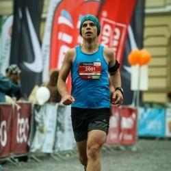12th Danske Bank Vilnius Marathon - Rokas Kontvainis (2001)