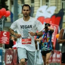 12th Danske Bank Vilnius Marathon - Valdas Šemiotas (2031)