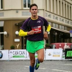 12th Danske Bank Vilnius Marathon - Simonas Lisauskas (3900)
