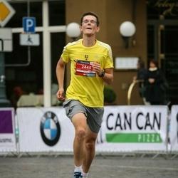 12th Danske Bank Vilnius Marathon - Marius Žukauskas (2445)