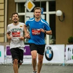 12th Danske Bank Vilnius Marathon - Justinas Rastauskas (2313), Remigijus Nemanis (3242)