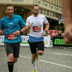 12th Danske Bank Vilnius Marathon - Roland Fleck (2486), Algimantas Anilionis (2810)