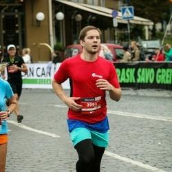 12th Danske Bank Vilnius Marathon - Juozas Varnaitis (3993)