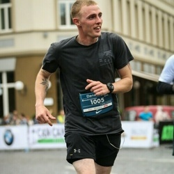 12th Danske Bank Vilnius Marathon - Thomas Hutchings (1005)